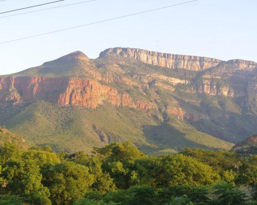 Auf dem Weg zum Blyde River Canyon