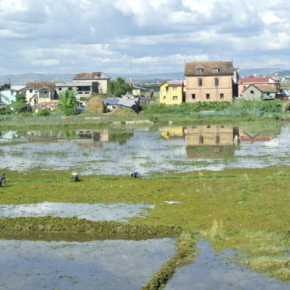 Tana auf Madagaskar