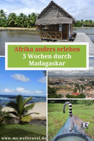 Bericht über Madagaskar