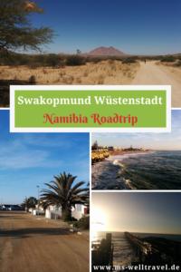 Bericht über Swakopmund