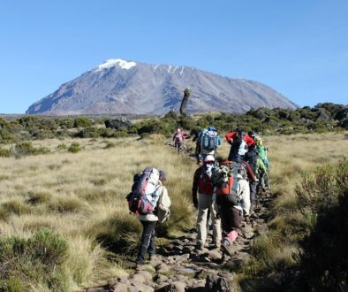 Reisevorbereitung Langzeitreis -Kilimandscharo