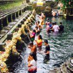 Bali Heiße Quellen