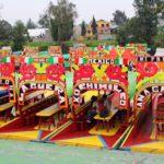 Mexiko Stadt Xochimilco