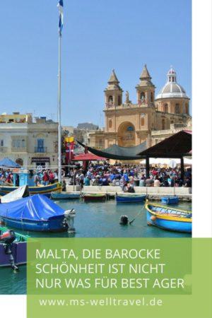 Malta Reisebericht Kurztrip
