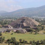 Teotihuacán Pyramidenanlage