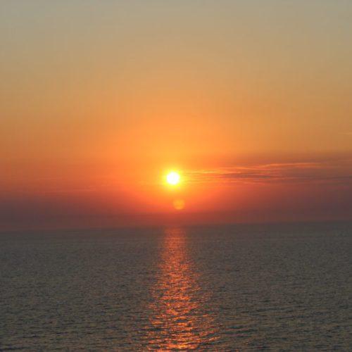 AIDA_Sonnenuntergang