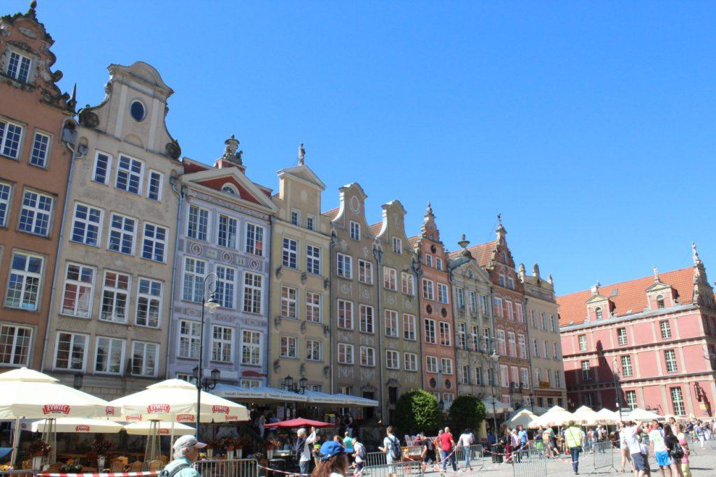Danzig_Marktplatz