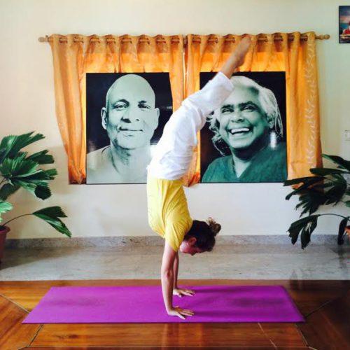Franziska Krusche Yoga