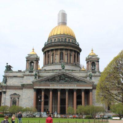 St.Petersburg_Isaakskathedrale