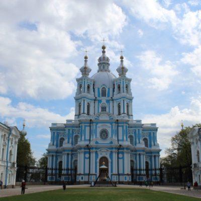 St.Petersburg_Smolny-Kathedrale_