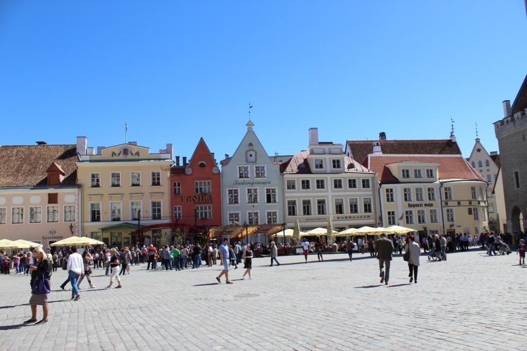 Tallinn_Marktplatz