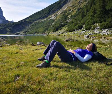 See der Entspannung in Österreich