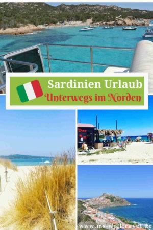 Tipp für einen Urlaub: Sardinien