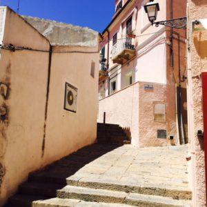 Altstadt von LaMaddalena