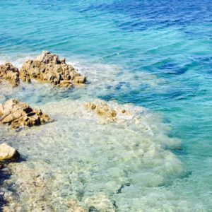 Am Ende von Isola dei Gabbiani
