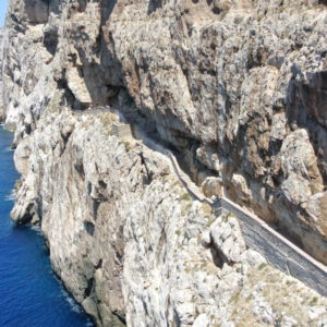 654 Stufen hinab zur Grotta di Nettuno