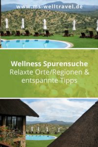 MSWellTravel Wellness Spurensuche