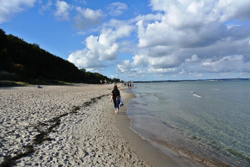 Ostsee Ausflugstipps: Ostsee Therme und Strandspaziergang in Scharbeutz
