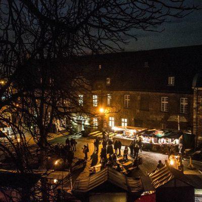 Weihnachtsmarkt Schloss Broich