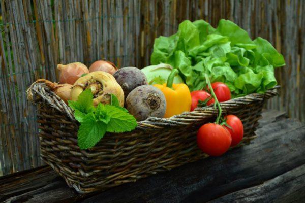 Gemüse Pexels