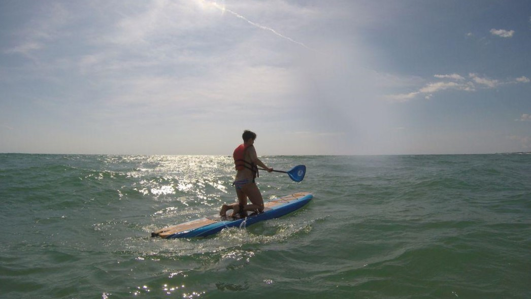 Stand Up Paddling © endless Fit