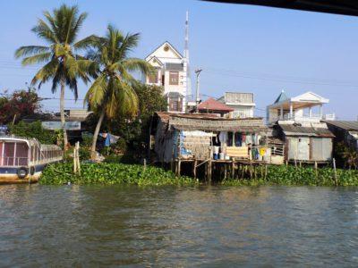 Südostasien Reise - FloatingMarket_MekongDelta2