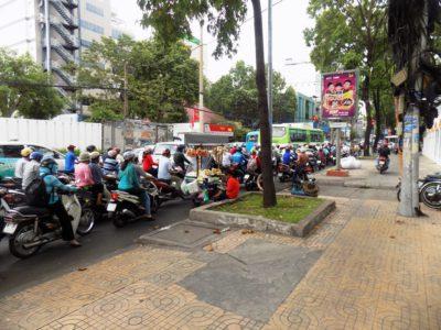 Südostasien Reise - Saigon