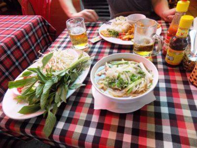 Südostasien Reise - Saigon_Essen
