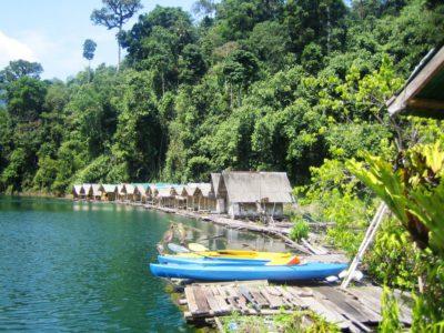 Südostasien Reise - Thailand KhaoSok