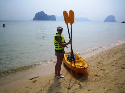 Südostasien Reise - Thailand Inseln