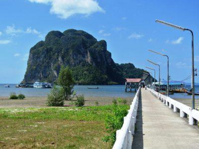 Südostasien Reise - Thailand_KohNgai_Anreise