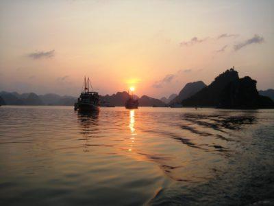 Südostasien Reise - Vietnam_HalongBucht