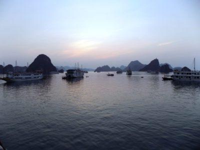 Südostasien Reise - Vietnam_HalongBucht3