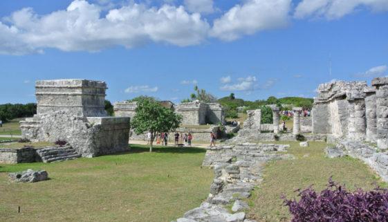 Tulum Ruinen