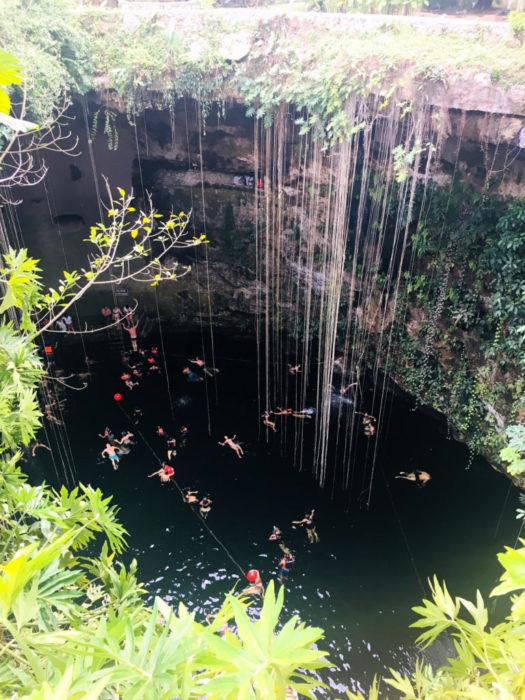 MSWellTravel_Yucatan_Cenote