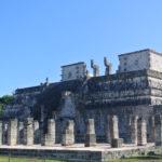 Chichen Itza Ruine