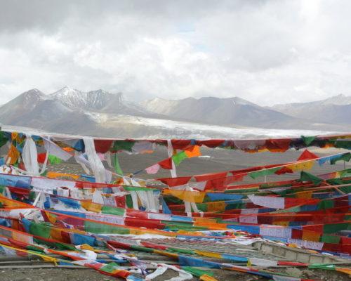 Tibet Fahnen