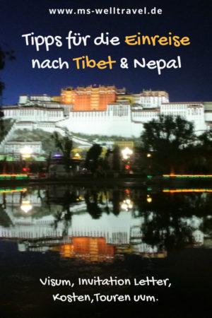 Einreise_Tibet_Nepal_Pin