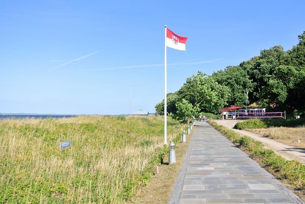 Hohwachter Bucht Promenade