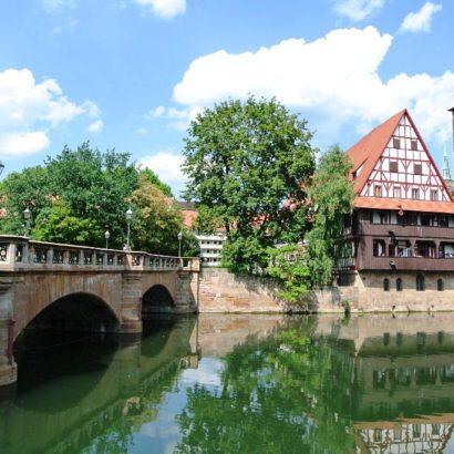 MS WellTravel in Nürnberg am Wasser