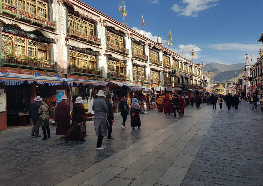 Umwandlungsweg von Jokhang