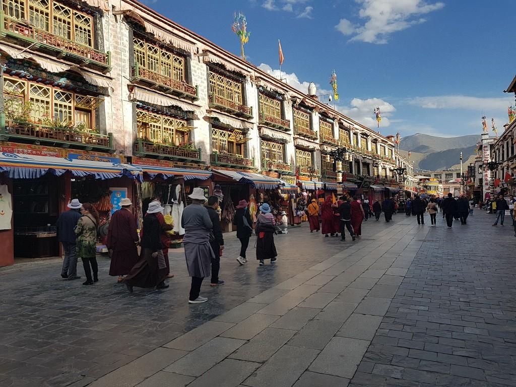Umwandlungsweg Tibet