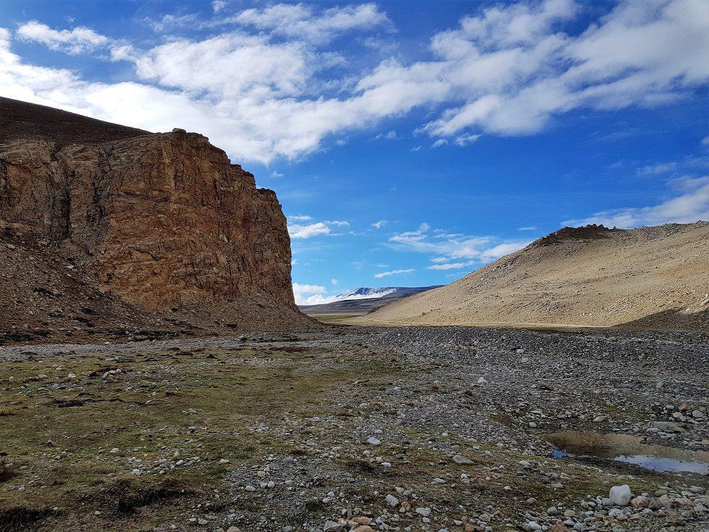 Berge Tibet