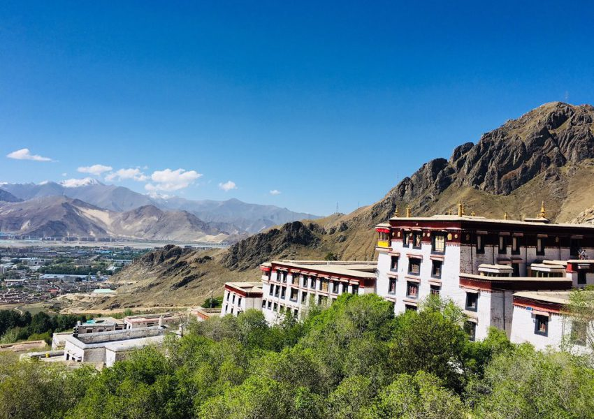 Kloster Drepung Monastery
