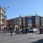 Straße Lhasa_Tibet
