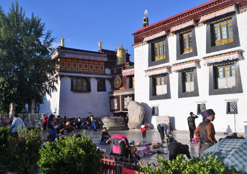 Umwandlungsweg Jokhang