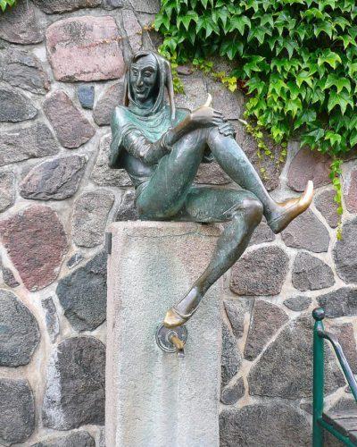 Till Eulenspiegel Skulptur