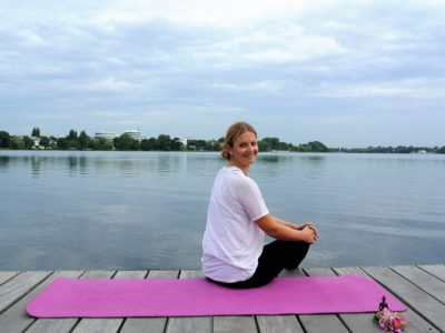 Yoga am Steg - MS WellTravel