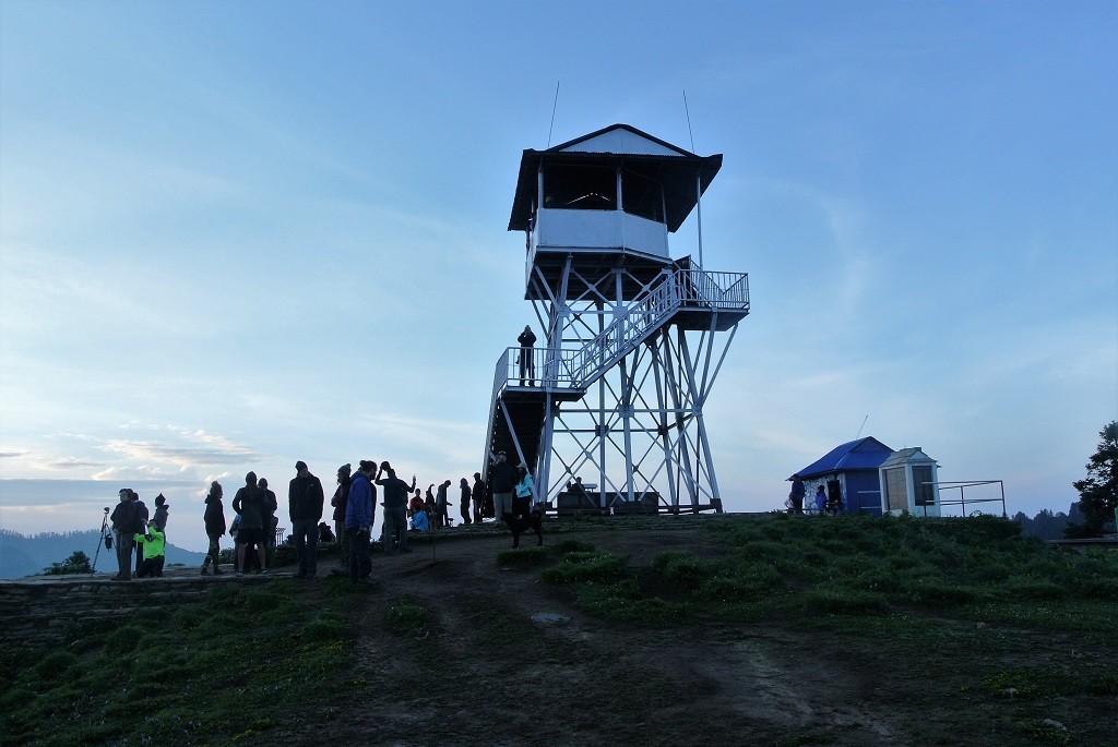 Turm am Poon Hill