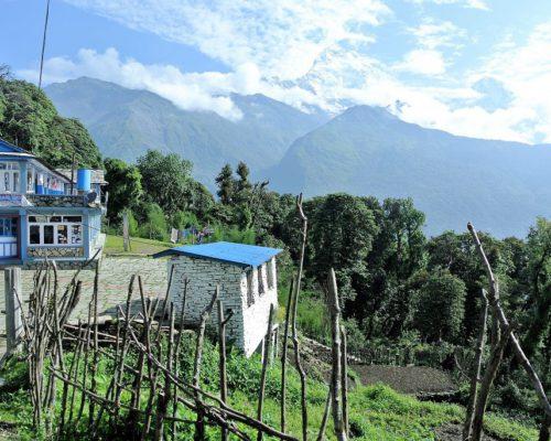 Guten Morgen Annapurna
